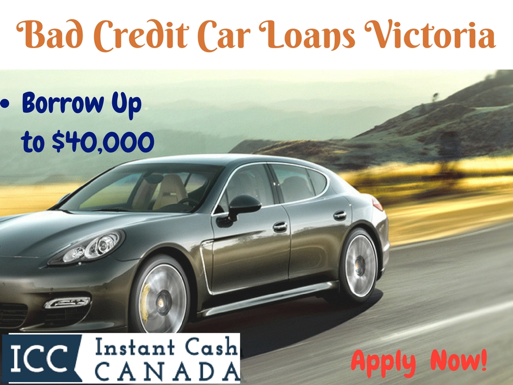 Bad Credit Car Loans Victoria
