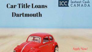Car Title Loans Dartmouth