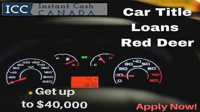 Car Title Loans Red Deer