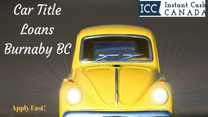 Car Title Loans Burnaby BC