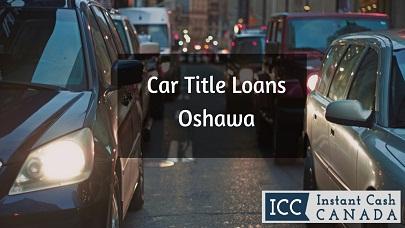 Car Title Loans Oshawa
