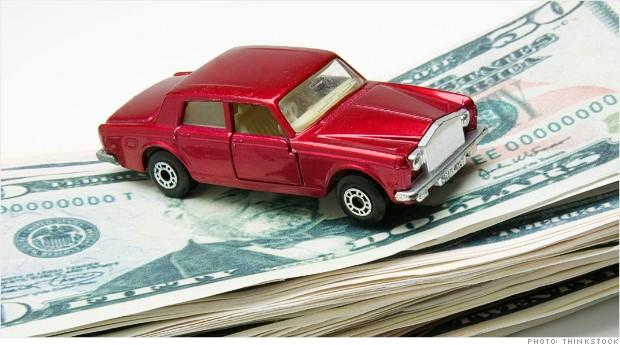 Car Title Loans in Kitchener